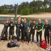 vereniging - Open Water Zwemmen training henschotermeer UHTT 180x180 - Korting bij triathlon webshop AthleteSportsWorld.com en Arena - Zwemmen, update, trainen, partner, open water, korting, AthleteSportsWorld