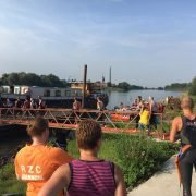 algemeen - Rijntocht Renkum Cross triathlon 180x180 - UHTT start eigen zwemcursus 'basistechniek borstcrawl' - Zwemmen, trainen, Jorrit