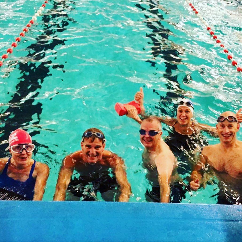vereniging, mooie-trainingslocaties - Winter Zwem Water Woestduin 3 1030x1030 - Trots op ons nieuwe 'winter zwem water' ism Woestduin - Zwemmen, trainen